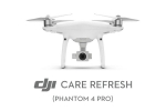 DJI Care Refresh Phantom 4 Pro/Pro+ - kod elektroniczny