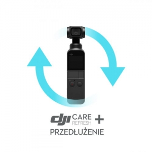 DJI Care Refresh+ Osmo Pocket - kod elektroniczny