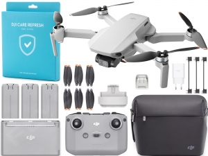 DJI Mini 2 Fly More Combo + DJI Care Refresh