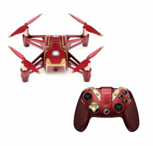 DJI Ryze Tello Iron Man Edition + Kontroler GameSir M2