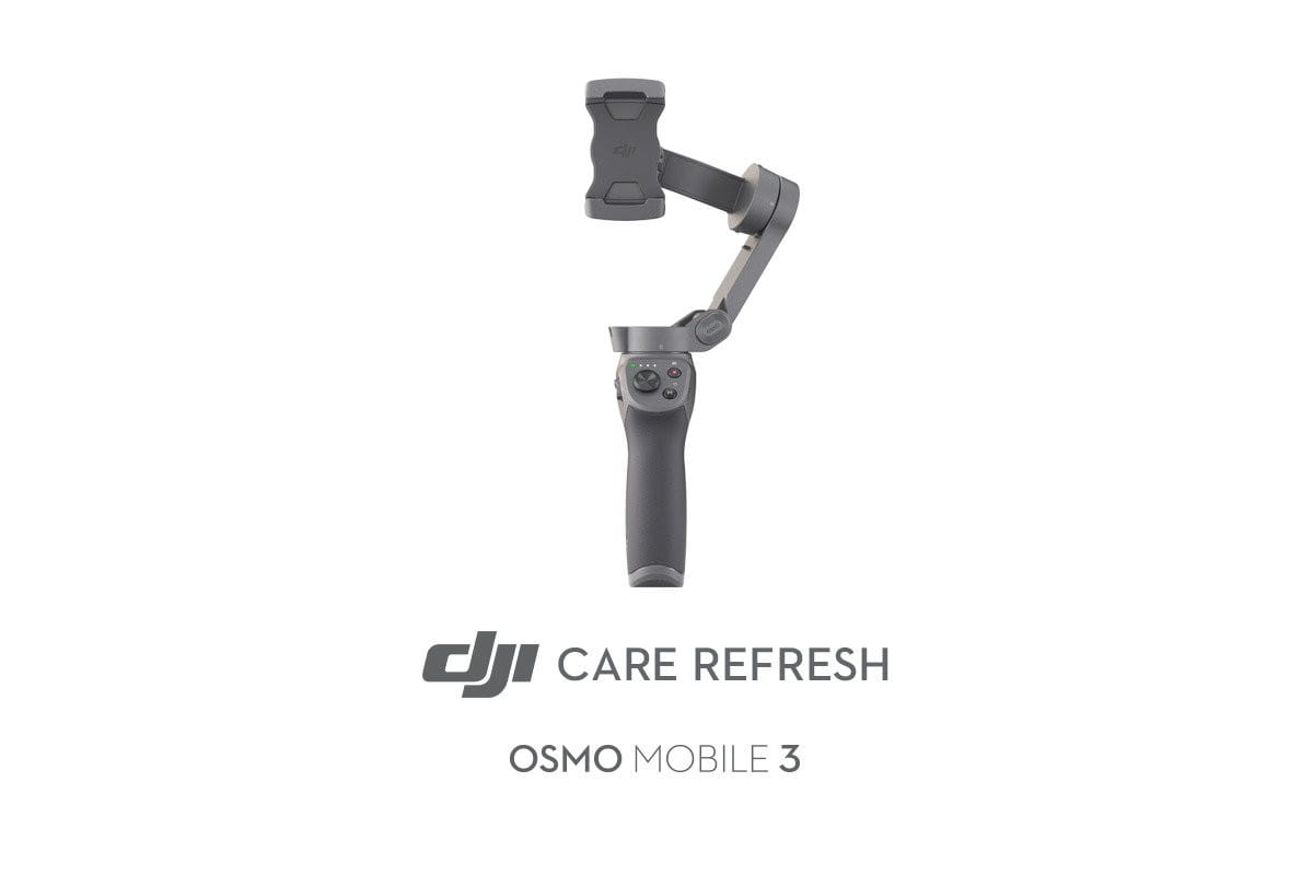 DJI Care Refresh Osmo Mobile 3 - kod elektroniczny